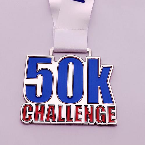 50K SWIMMING CHALLENGE