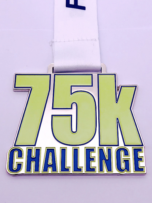 75K SWIMMING CHALLENGE