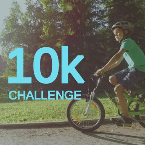 DECEMBER KIDS 10K CYCLE