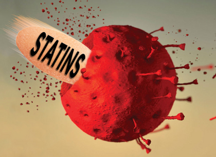 Statin Use Associated With 71% Lower Odds of Severe Covid-19