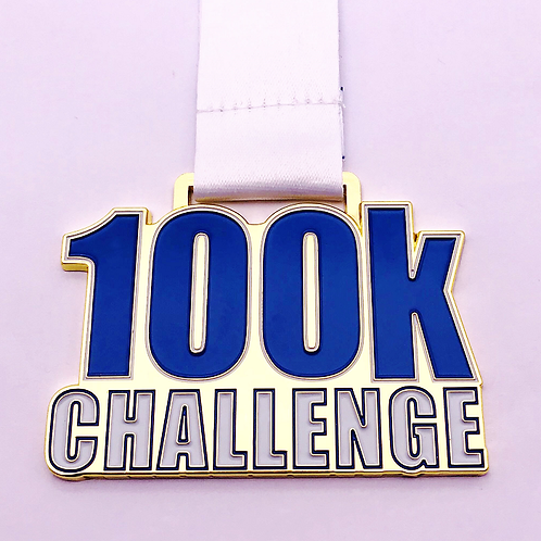 100K RUNNING OR WALKING CHALLENGE
