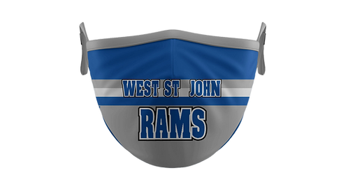 West St. John Facemask