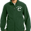Thumbnail: Youth Fleece Jacket - Embroidered Magnet Logo