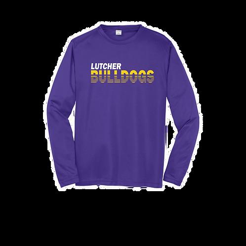 Lutcher Girls Basketball Fundraiser2 Long Sleeve Tee