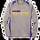 Thumbnail: Lutcher Girls Basketball Fundraiser2 Color Block Long Sleeve Tee