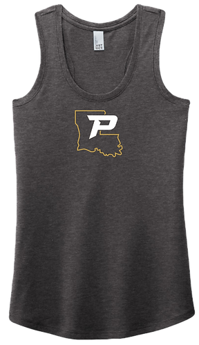 Power LA Racerback Tee