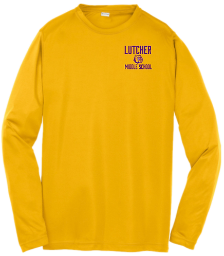 LHS MS Dri-Fit LS Spirit Shirt