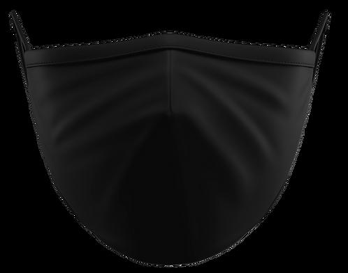 Plain Facemask - Black or Gray