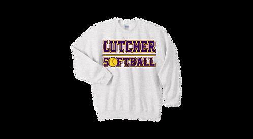 """""""Lutcher Softball""""  Sweatshirt"""
