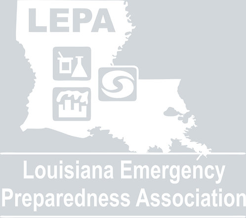 LEPA Window Decal