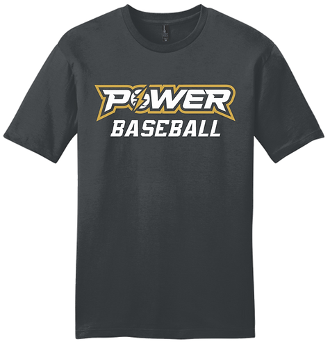 Power Baseball SS Tee