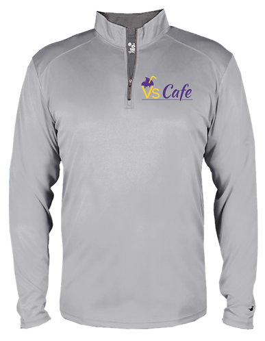 V's Cafe Men's 1/4 Zip