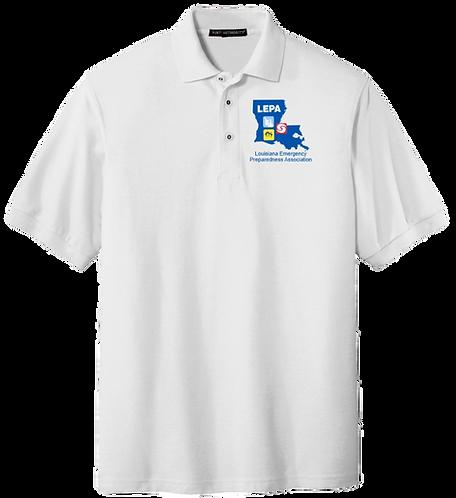 Men's Cotton/Poly Polo Shirt
