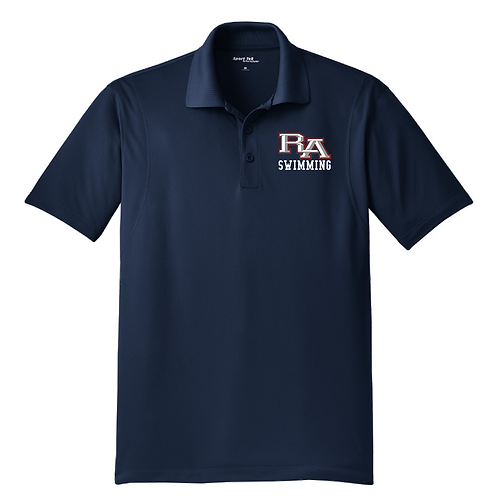 Riverside Swimming Men's Polo
