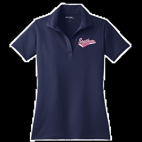 Slugger Ladies Short Sleeve Polo Shirt
