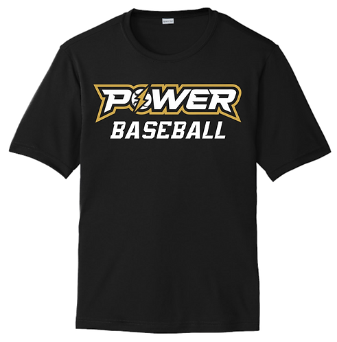 Power Baseball Dri-Fit SS Tee