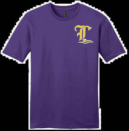 Lutcher Swim Team Short Sleeve T-shirt