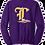 Thumbnail: Lutcher Swim Team Sweatshirt - Youth