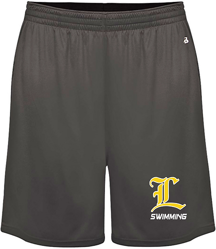 Lutcher Youth Swim Short