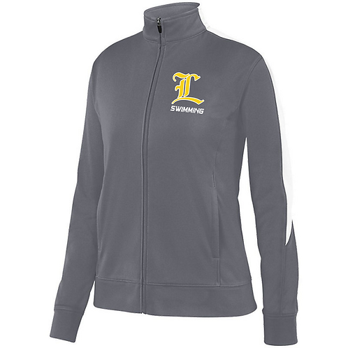 Lutcher Ladies Swim Team Warm-Up Jacket