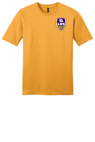 "Lutcher ""Soccer Shield"" Cotton Tee"