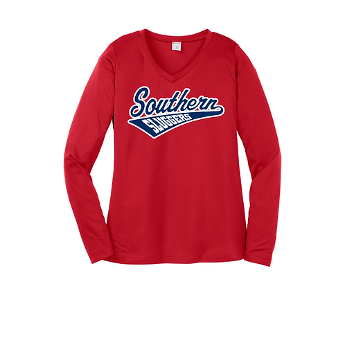 Slugger Ladies Long Sleeve Tee