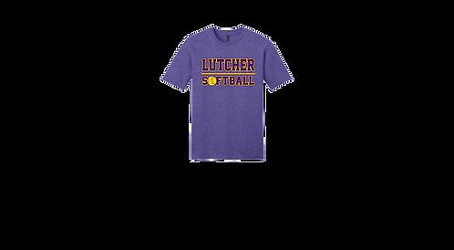 """Lutcher Softball"" Cotton Tee"
