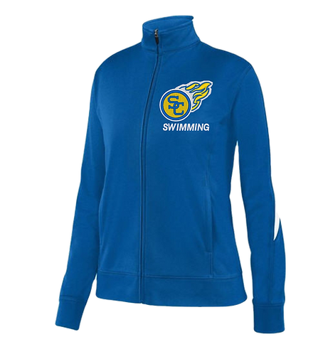 SCC Swim Team Ladies Jacket