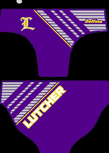 Lutcher Men's/Boy's Racer Swim Suit