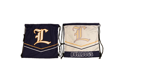 Lutcher Sublimated Cinch Sack