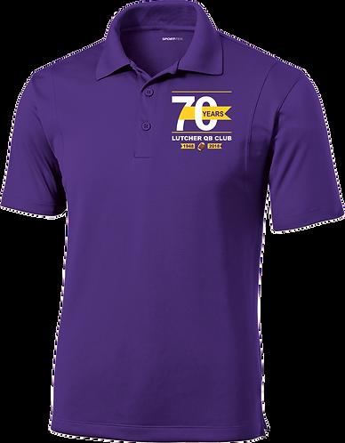 "Lutcher QB Club ""70th Anniversary"" Polo Shirt"