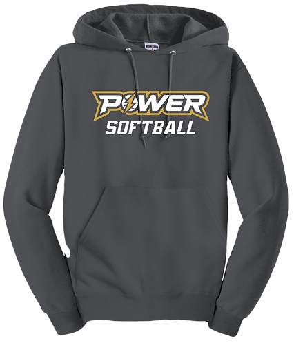 Power Softball Hoodie