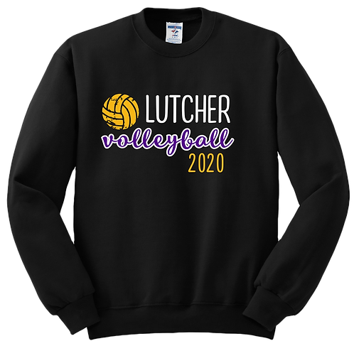 2020 LHS Volleyball Sweatshirt