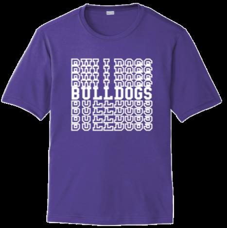 LHS SS Spirit Shirt1 - Dri-Fit