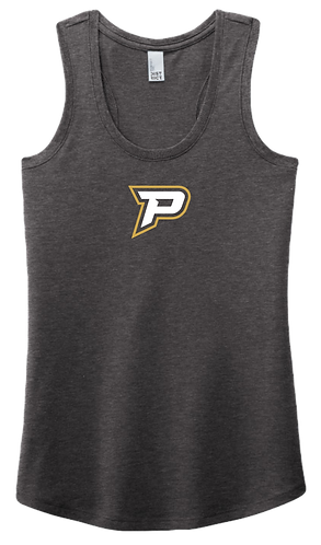 Power P Racerback Tee
