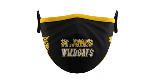 St. James Wildcat Facemask
