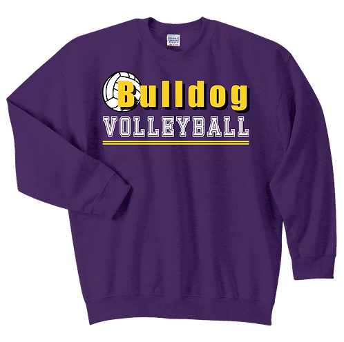 2018 Lutcher Volleyball Sweatshirt