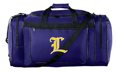 LHS Purple Gear Bag - TLB