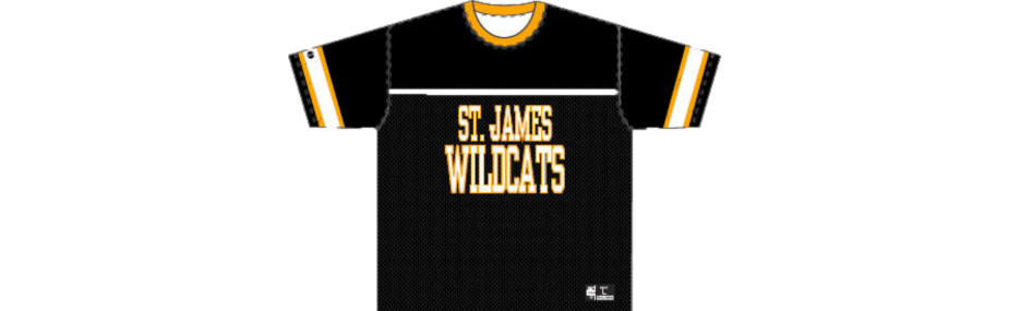 St. James Replica Men's Jersey