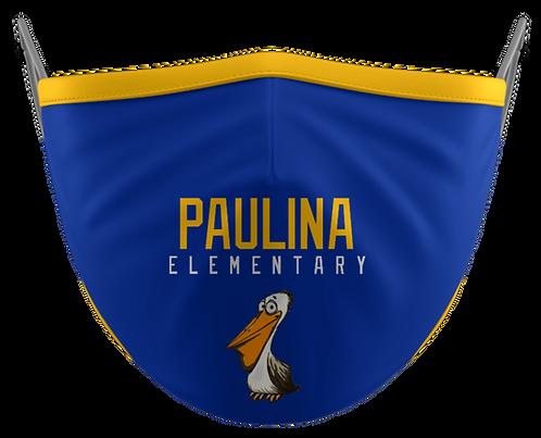 Paulina Elementary Pelican Facemask