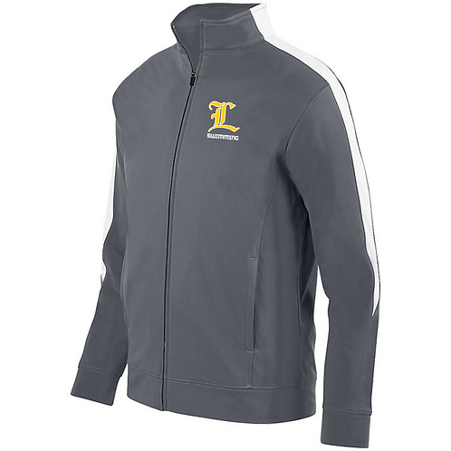 Lutcher Youth Swim Team Warm-Up Jacket