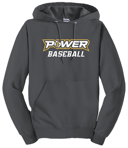 Power Baseball Hoodie
