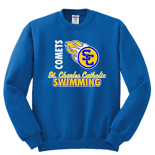 SCC Swim Sweatshirt