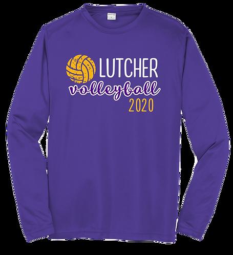 2020 LHS Volleyball - Dri-Fit - LS Tee