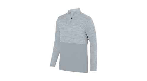 Lutcher Shadow Tonal Heather 1/4 Zip Pullover