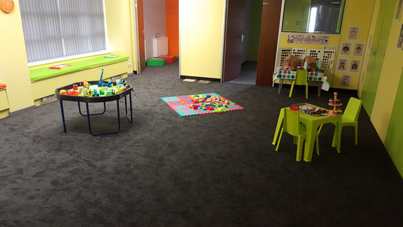 Playschool main area