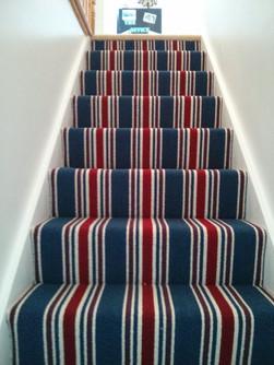 Union jack stripe