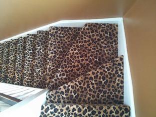 Leopard print axeminster