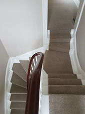 Stair carpet, Leicester
