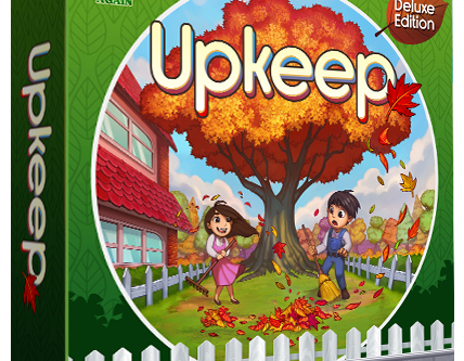 Upkeep is now LIVE on Kickstarter